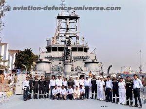 LCU Mk-IV ship