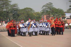 BSF musical band