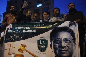 about General Pervez Musharraf