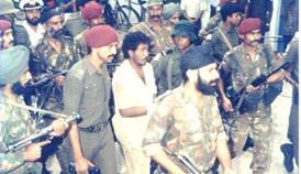 Sri Lankan Tamil militants