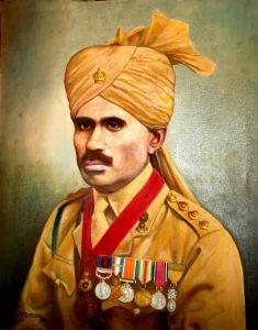 Hony Capt Maruti Yadhav, French Ligion of Honour (1)