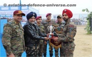 Garud commandos awarded maroon berets