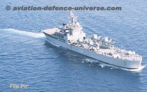 Indian Navy Ship Airavat