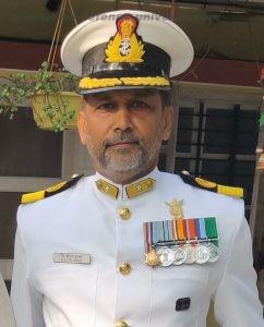 Commander SS Bose