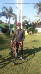 Lt Rajesh Singh