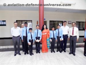 Indira Dassanacharya Scholarship Awardees