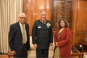 ADU has  been privileged to have interviewed  General Bipin Rawat