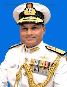 Rear Admiral Sanjay Jasjit Singh, AVSM, NM