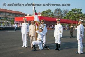 Commodore Ravnish Seth