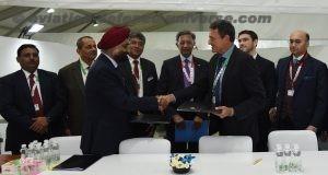 Rajinder Bhatia, President & CEO, Defence and Aerospace, BFL