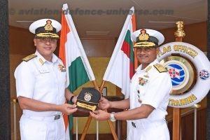 Rear Admiral Rajesh Pendharkar