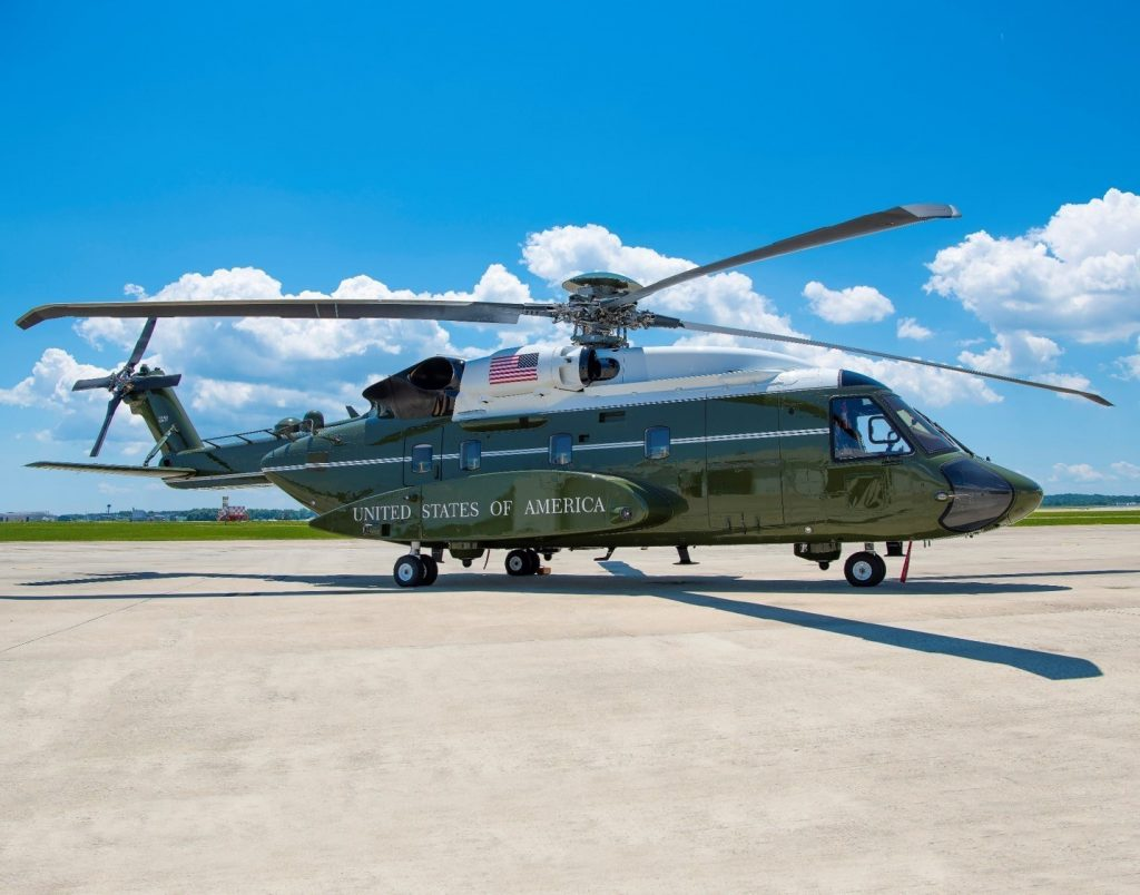 VH-92A® Presidential Helicopters