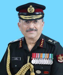 Lt Gen Anup Banerji, SM,  DGAFMS