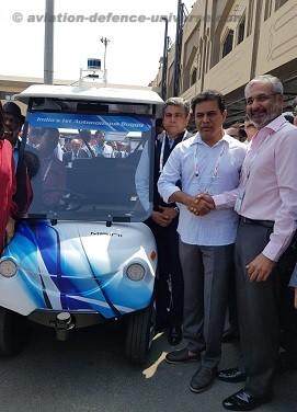 Maini Group Autonomous Buggy