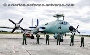 Long Range Maritime Reconnaisence Aircraft