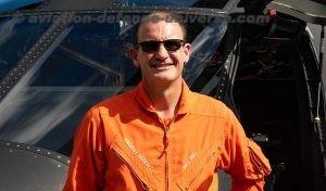 Bill Fell, Pilot, Lockheed Martin