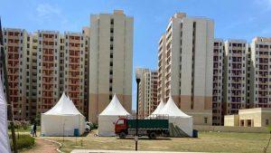 Indian Army helps Narela Quarantine Centre