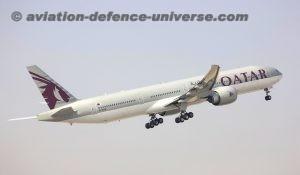 Qatar Airways Cargo Operates