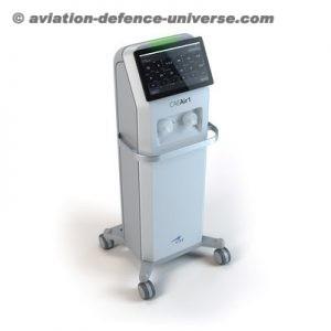 Rendering of CAE Air1 ventilator