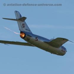 MiG-17PF Jet Fighter