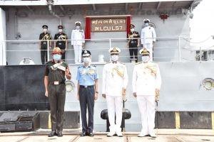 Lieutenant General PS Rajeshwar