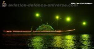 Indian Naval warships