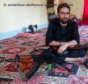 Hizbul Commander Riyaz Naikoo