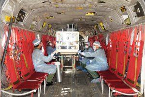 Airborne Rescue Pod