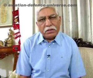 Lt Gen Vinod Bhatia, PVSM, AVSM, SM (Retd)