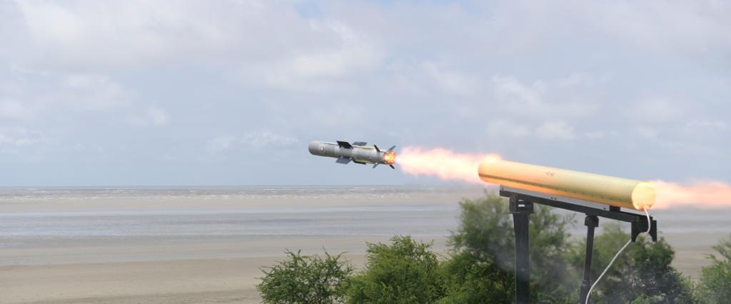 ATGM Dhruvastra test fired
