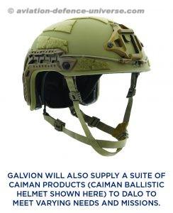 PDxT™ helmet