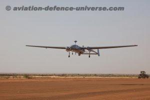 Heron 1's operations