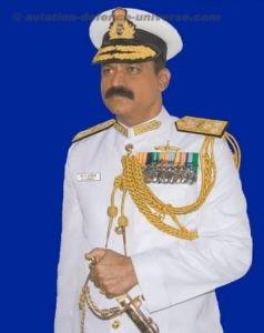 Vice Admiral MA Hampiholi, AVSM, NM