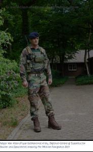 Major Van Veen