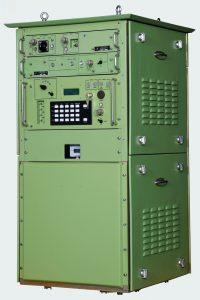 Transmitter Aerial Switching Rack