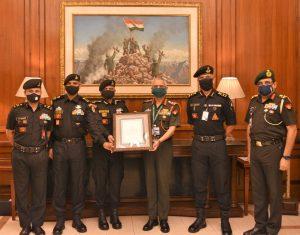 Chief of Army Staff, Gen Manoj Mukund Naravane