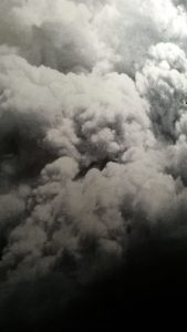 Mushroom Cloud in Hiroshima
