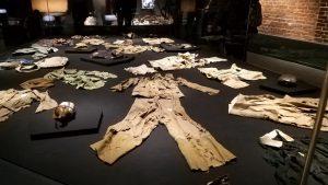 Horrific reminders at Hiroshima Museum