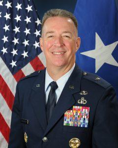 Brig. Gen. R Bruckbauer