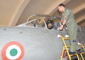 Chief Marshal RKS Bhadauria PVSM AVSM VM ADC,