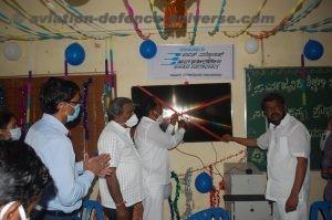 Prabhu B Chauhan, Minister for Animal Husbandry
