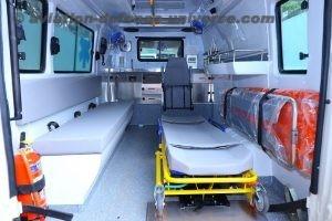 HAL Donates Ambulances
