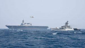 Bilateral Maritime Exercise Between Japan