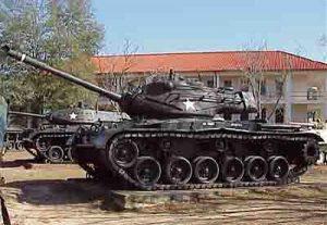 Patton Tank