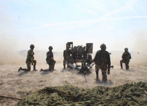 BSF Artillery