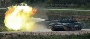125mm APFSDS Tank Ammunition