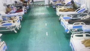 Sardar Vallabhbhai Patel Covid Hospital Delhi