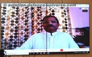 Hon'ble Raksha Rajya Mantri, Shri Shripad Yesso Naik