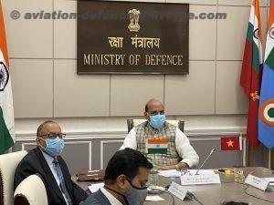 India and Vietnam brainstorm defence ties