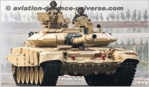 Auxiliary Power Unit (APU) for T-72 & T-90 Tanks